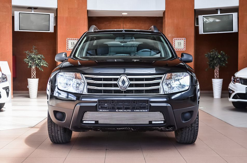 Renault Duster 2014 года